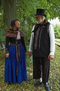 Folkedragter fra Amager